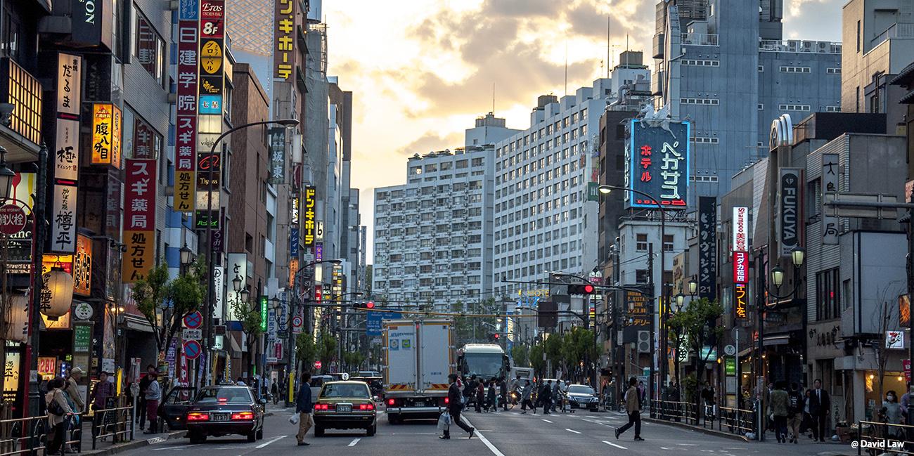 Tokyo 143 40X80