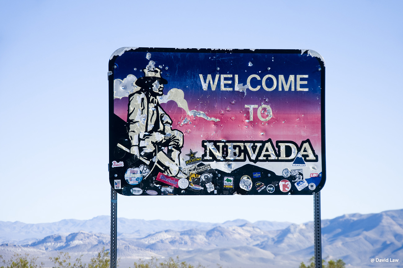 Welcome To Nevada II