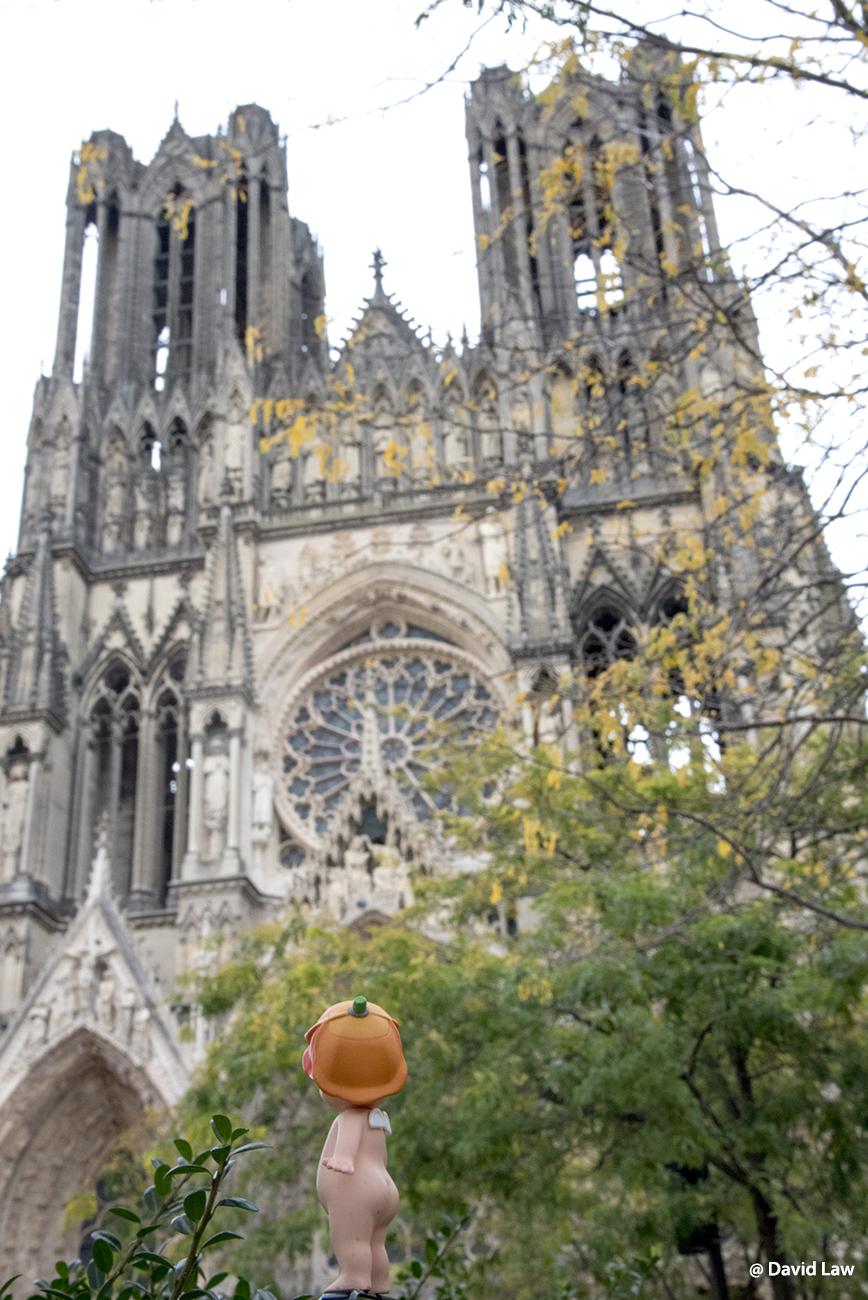 Cathedrale de Reims 3