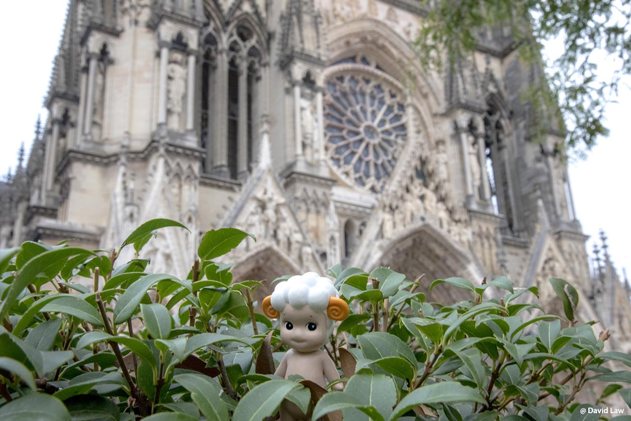 Cathedrale de Reims II 1