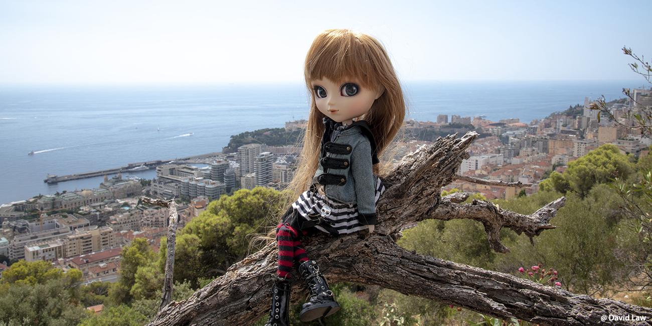 Monacos Bay Doll 40x80 5